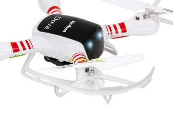 Rebel TOYS DOVE WIFI dron live view